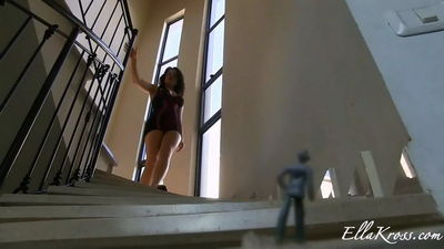 Ella Kross - Tiny Man`s JOI
