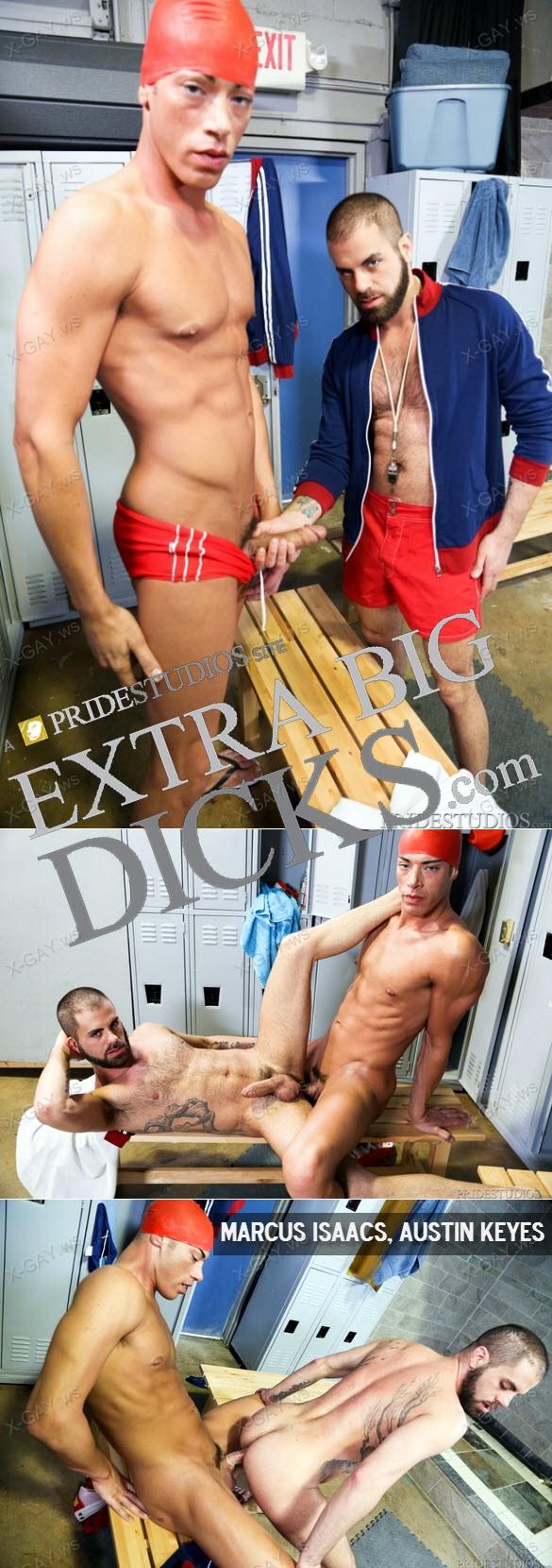 ExtraBigDicks – Marcus Isaacs & Austin Keyes