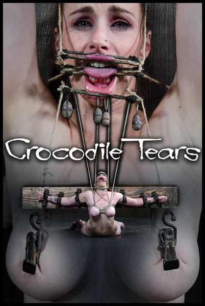 (15.05.2015) Crocodile Tears: Bella Rossi – BDSM, Tongue Bondage