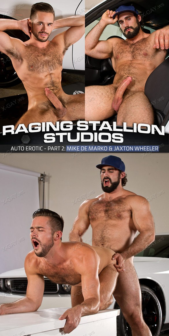 RagingStallion – Mike De Marko & Jaxton Wheeler