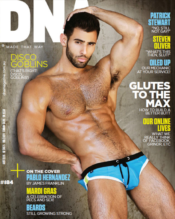 DNA Magazine – Australia – Issue #184 – May 2015