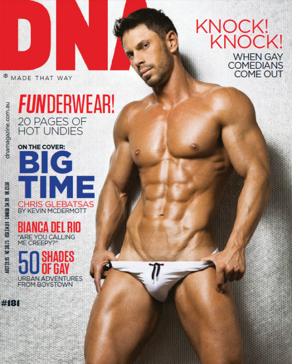 DNA Magazine – Australia – Issue #181 – February 2015