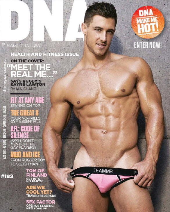 DNA Magazine – Australia – Issue #183 – April 2015