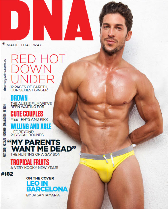 DNA Magazine – Australia – Issue #182 – March 2015
