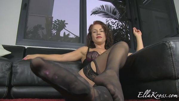20.05.2015 Jerk It for My Nylons