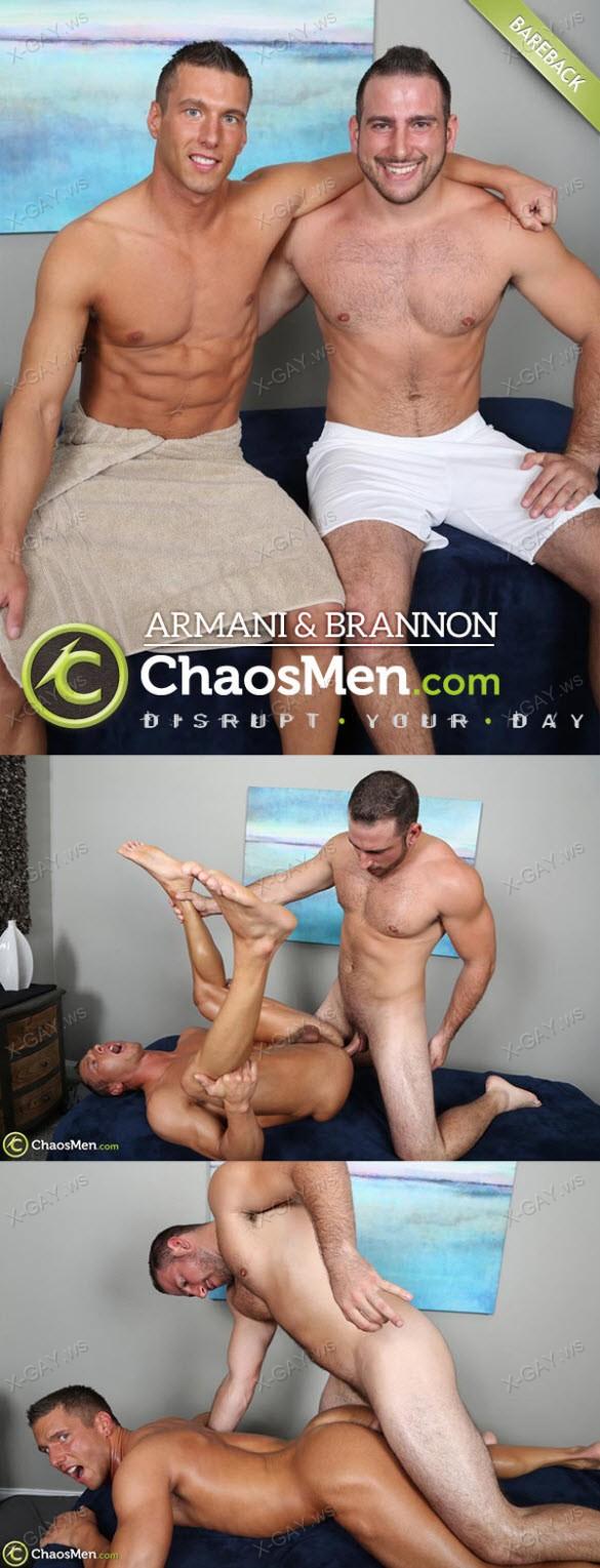 ChaosMen: Armani & Brannon (RAW)