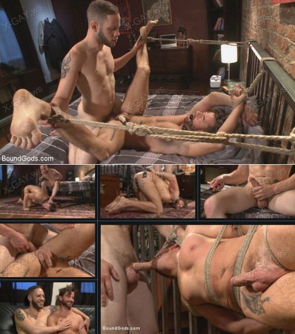 BoundGods: Brotherly Love (Wolf Hudson & Brendan Patrick)