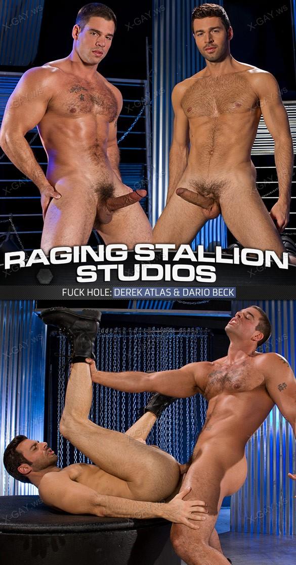 RagingStallion: Fuck Hole (Derek Atlas & Dario Beck)
