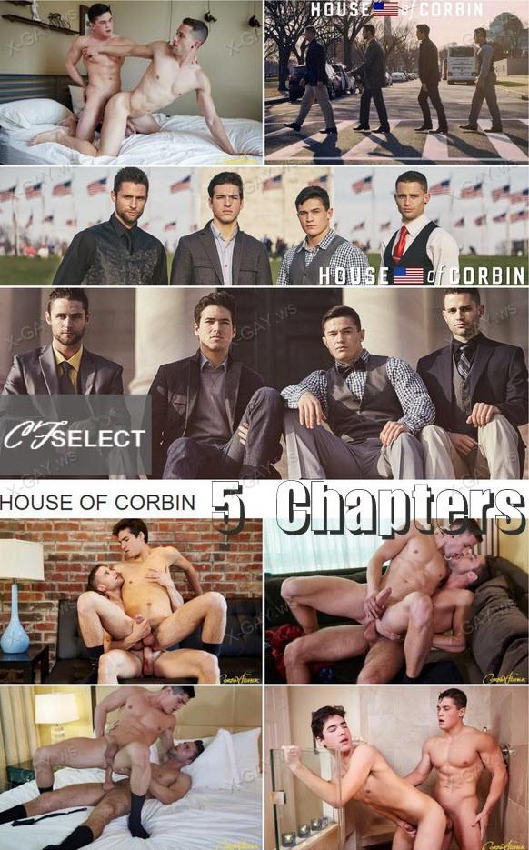 CorbinFisher (CFSelect): House Of Corbin (Bareback)