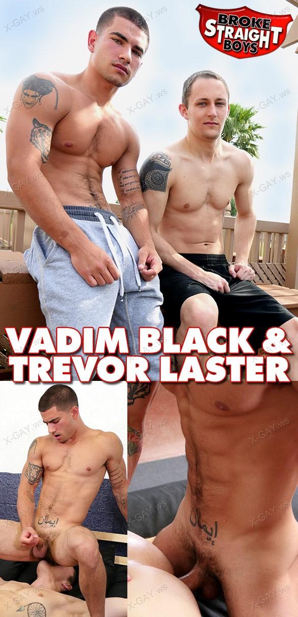 BrokeStraightBoys: Vadim Black & Trevor Laster (RAW)