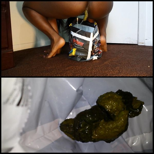 (27.05.2015) Assorted Chips Poo – Solo Scat, Poopping