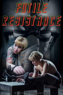 Infernal Restraints - Jun 5, 2015: Futile Resistance | Elizabeth Thorn
