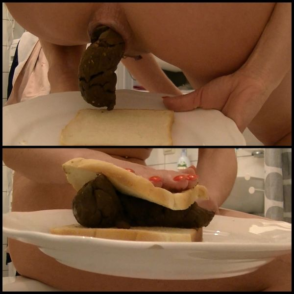 Caviar toast for you – Solo Scat, Poopping, Shitting
