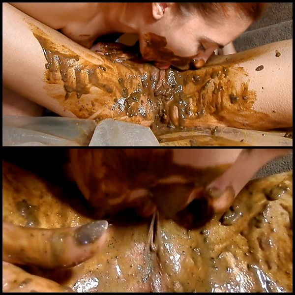 Women chinese woman eating shit porn alluring