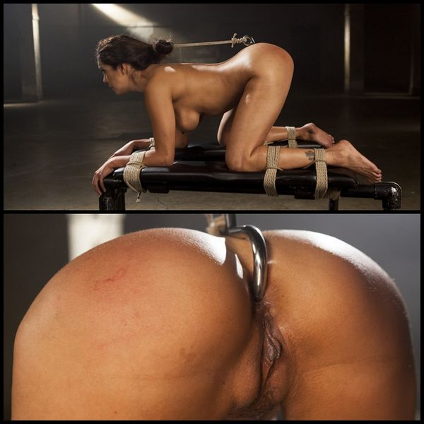 (19.06.2015) Francesca Le surrenders to Aiden Starr: The Submission
