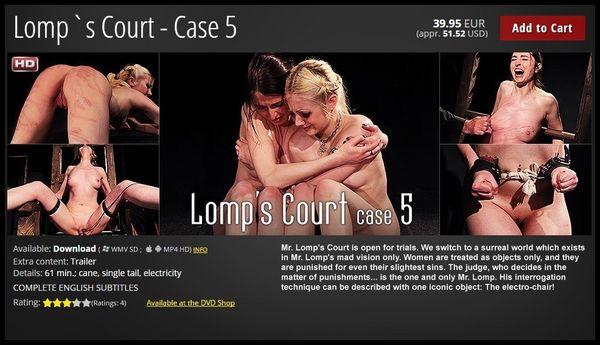 (19.06.2015) Lomp's Court – Case 5