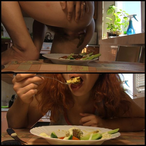 I love you dinner ready for you – Solo Scat, Poopping, Shitting