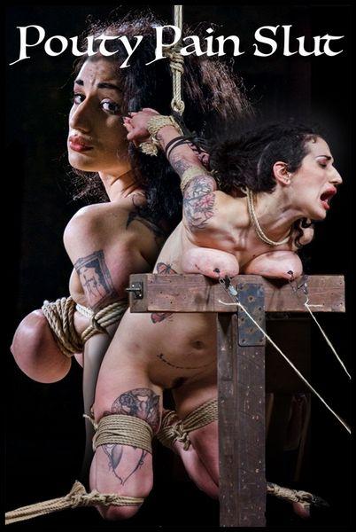 (15.07.2015) Pouty Pain Slut – Arabelle Raphael