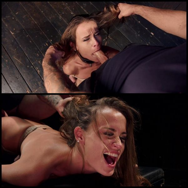 (31.07.2015) Rough Sex and Hardcore Bondage Slave Training