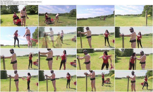 TheEnglishMansion - Domina Alexandra Snow - Broken By A Cruel Mistress part 3 update 11.09.2015