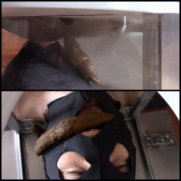 Toilet Box Training – Femdom Scat