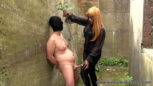 KinkyMistresses - Mistress Ava Black - Punishment In The Nature part 1-3 update