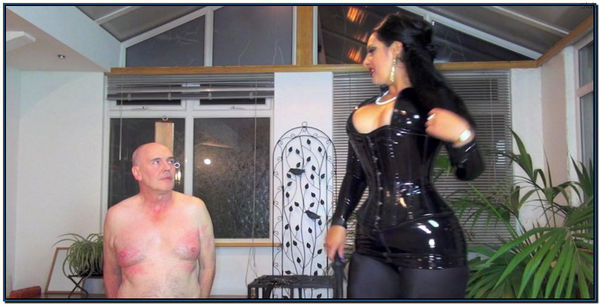 Not Another Easy Whipping Femdom
