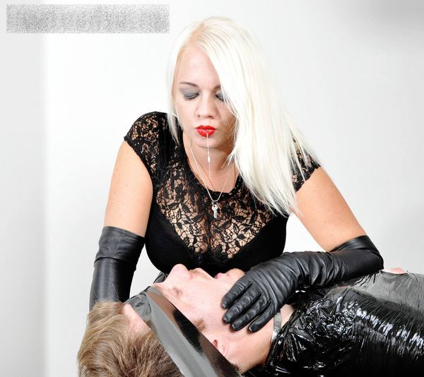 FemmeFataleFilms - Divine Mistress Heather - Glove Pet part 1-2 update