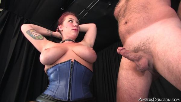 AmberDungeon - Mistress Jacklyn - Pearl Necklace - Part 2 of 2