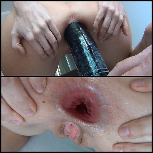 (05.10.2015) SexyRia – Schwarzer GIGANT! Absolute Belastungsgrenze