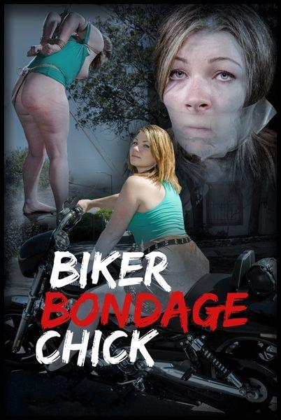 (14.10.2015) Biker Bondage Chick – Harley Ace