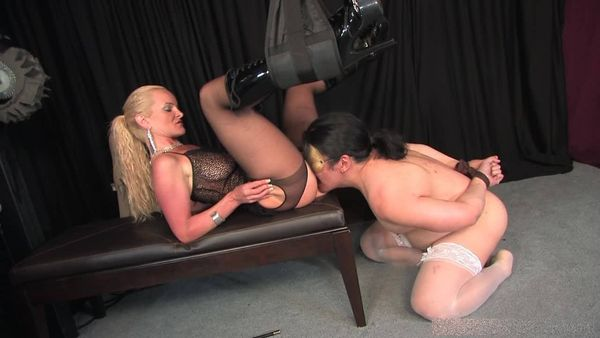 AmberDungeon - Mistress Crystal Carrera - Demands of a Dominatrix - Part 1 of 3