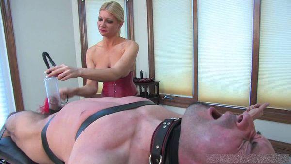 AmberDungeon - Mistress Christina - Punish The Pretty Boy - Part 2 of 3