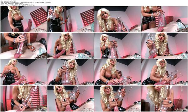 FemdomEmpire - Brittany Andrews - Pump It Out