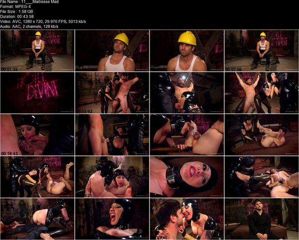 Divinebitches - Maitresse Madeline Marlowe , Rick Fantana, Tommy Pistol - Reservation: Cuckold featuring maitresse madeline marlowe