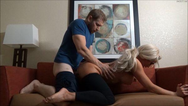 Mom's Post Workout Massage -Olivia Fox HD