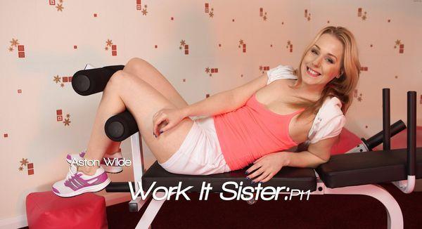Work It Sister – Aston Wilde HD