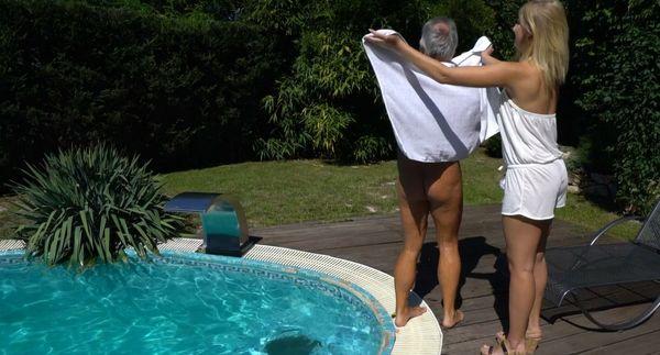 Hot Vacation With Horny Grandpa HD