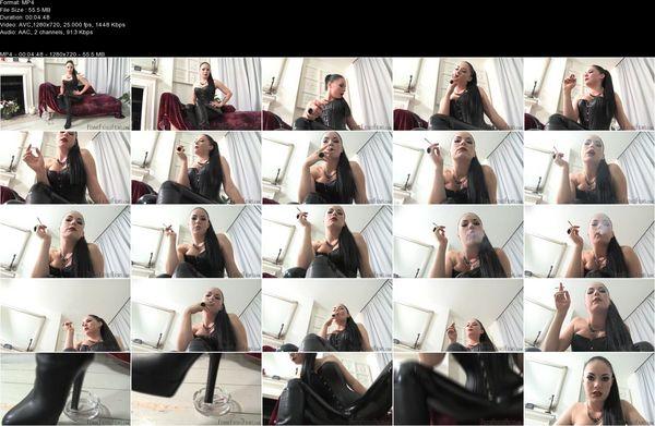 FemmeFataleFilms – Lady Sophia Black – Sophia's Smoke