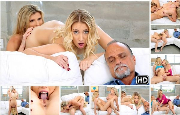 Don't Wake Him – Cory Chase and Sierra Nicole HD