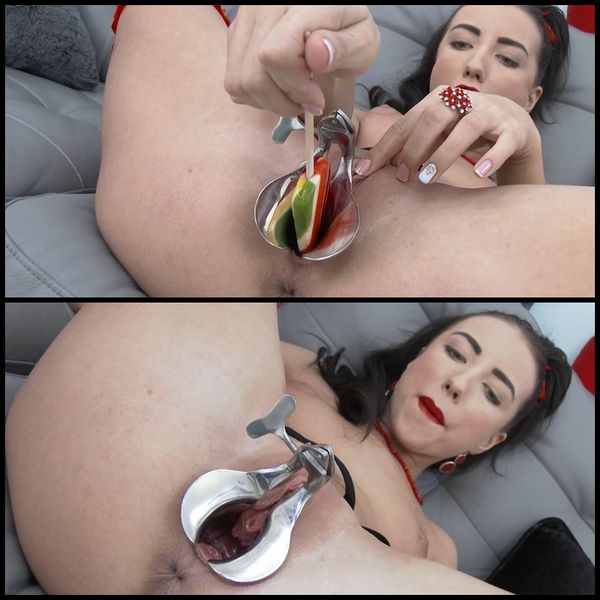 Lola Bulgari interracial anal fucking & Airtight DP