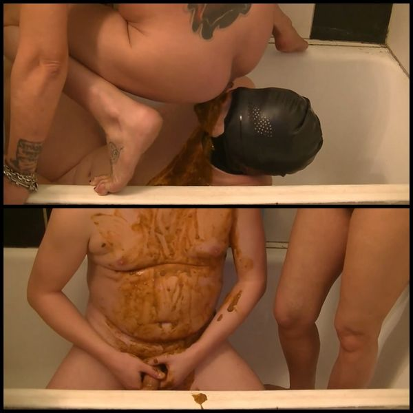 (09.12.2016) Toilet training with CBT and beating before feeding
