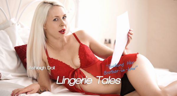 Ashleigh Doll Lingerie Tales – Fucking Her Brother-In-Law HD