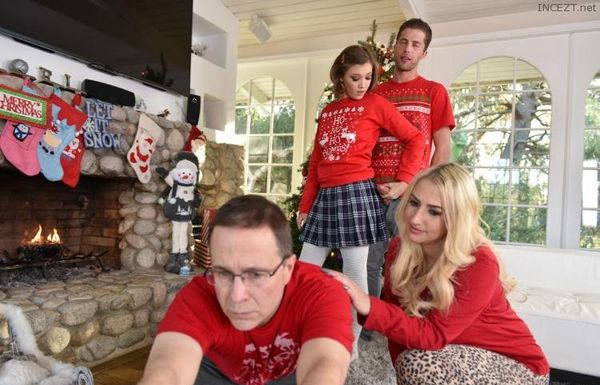 Riley Mae – All I Want For Christmas Is You… Bro! HD