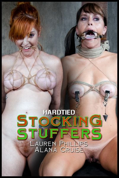 (28.12.2016) Stocking Stuffers – Alana Cruise, Lauren Phillips