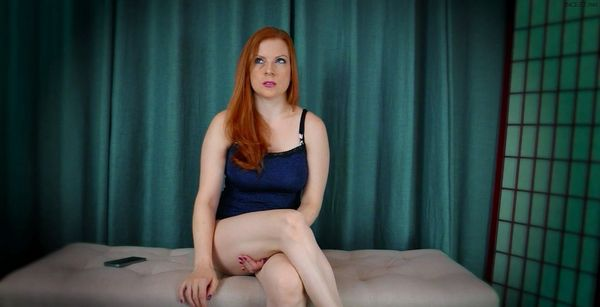 Lady Fyre: Your Bratty Sister Teaches You To Jerk Your Little Penis HD