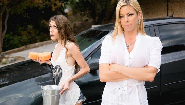 Rebel Lynn & Alexis Fawx – Chore Duty Part 2 HD 1080p