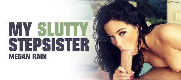 My Slutty Step Sister – Megan Rain HD