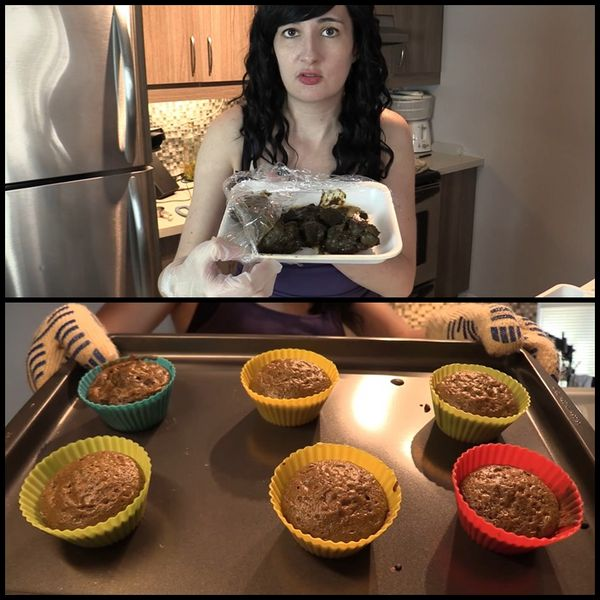 (20.01.2017) Making poop muffins for a fan