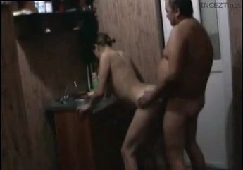 REAL Dad and Daughter – Video For Sale!